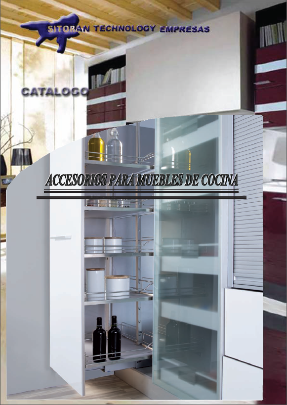 Catalogo accesorios muebles cocina filinox sitoran - Muebles accesorios cocina ...