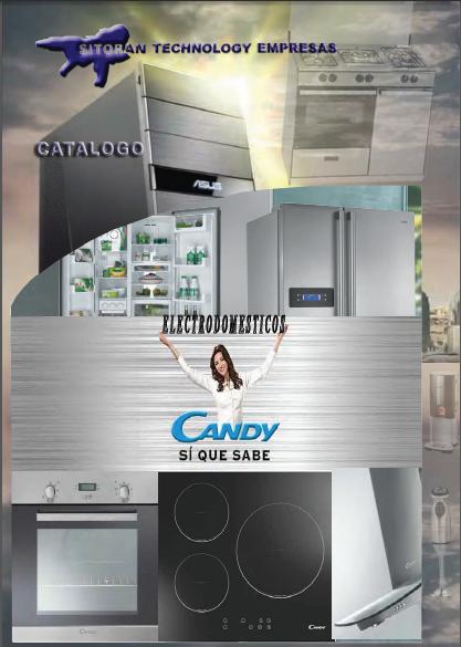 CATALOGO-ELECTRODOMESTICOS-CANDY-SITORAN