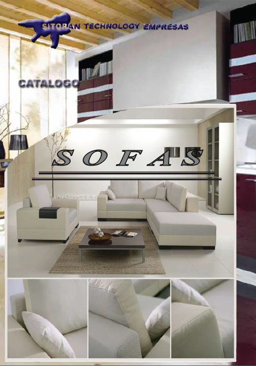 Cat logo sof s sitoran technology for Sofas granfort catalogo